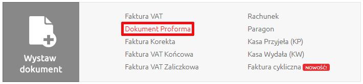 nowa-pro-forma